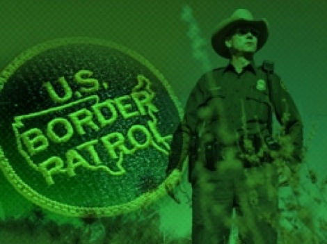 We're the Border Patrol!